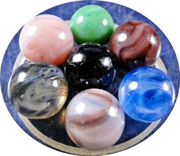 Marbles By Vitro Agate Company And Jabo Inc
